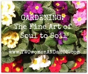 soul to soil