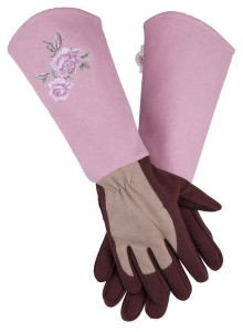 Ladies-Rose-Gloves