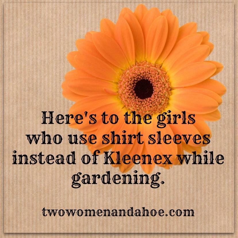 dirty garden girls