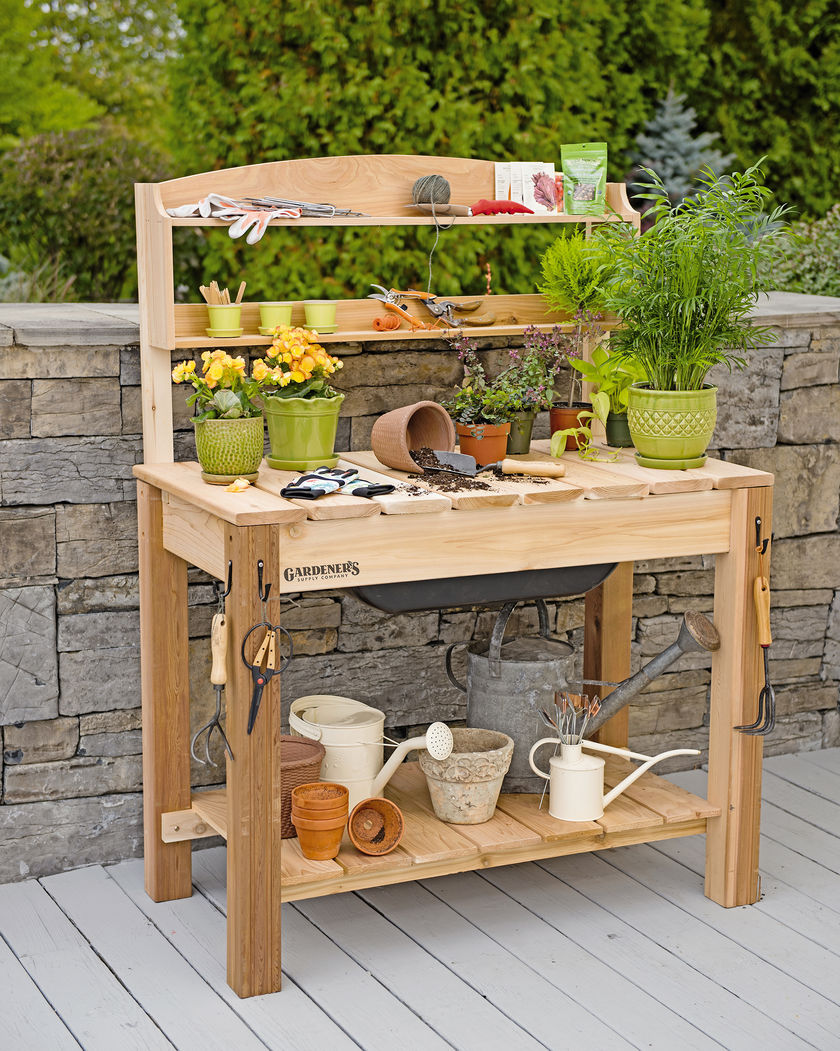 Beau Potting Bench